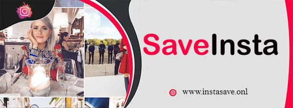 SaveInsta Downloader Online