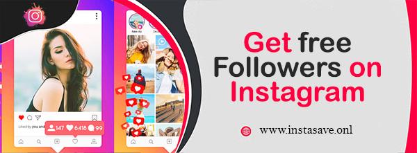 get free Instagram followers online